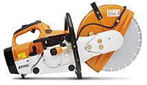 Tronzadora Stihl TS 400
