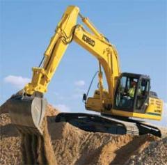Excavadoras Modelo SK210