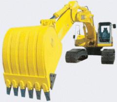 Excavadoras Modelo SK250