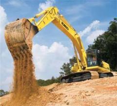 Excavadoras Modelo SK350