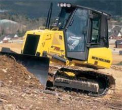 Tractores de Orugas Modelo D86 LT / WT / LGP