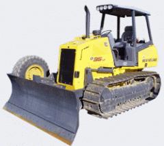 Tractores de Orugas Modelo D95 LT / WT / LGP