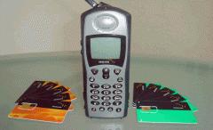 Teléfonos Satelitales Iridium 9505A