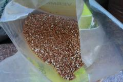 Vermiculita exfoliada
