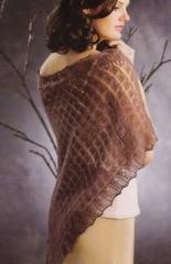 Mantilla de lana W047