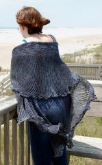 Mantilla de lana B037