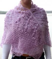 Mantilla de lana D937