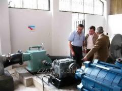 Turbinas hidráulicas AES