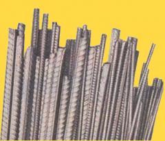 Hierro corrugados