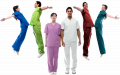 Uniformes para médicos