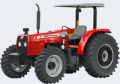 Tractor -283-cabina-red