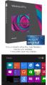 Microsoft Windows 8.1 Pro Licencia Genuina 1PC