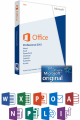 Microsoft Office 2013 Pro Plus licencia para 1 PC