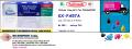 Pelicula para Fax Panasonic KX-FA57 ( 2 Rollos en una Caja) !