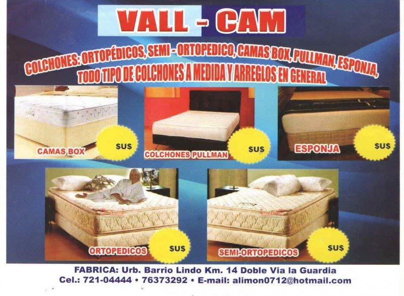 VALL-CAM, Santa Cruz de la Sierra