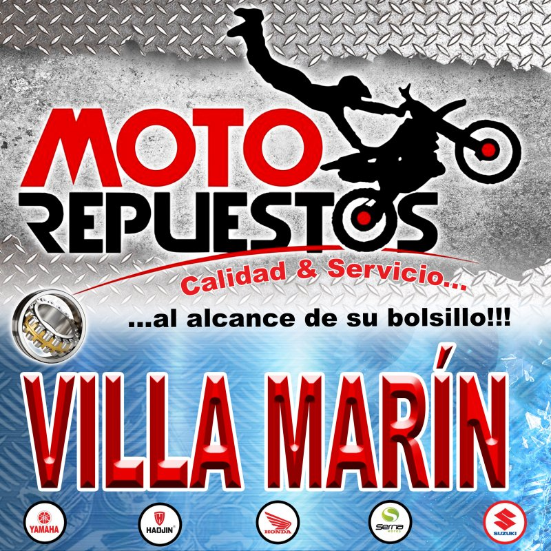 Moto Repuestos Villa Marín, Trinidad