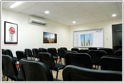 Pedido Salas de Reuniones y conferencias
