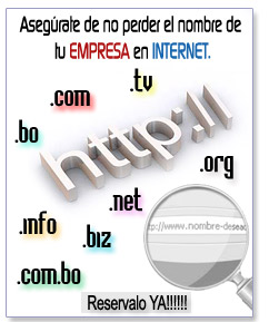 Pedido Comfecion de páginas Web