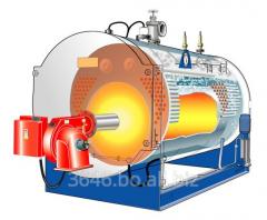 Reparación y mantenimiento de calderas de agua y