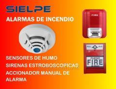 Diseño E Instalacion De Sistemas De Alarma de Incendio