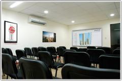 Salas de Reuniones y conferencias