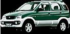 ACROSS le ofrece la más amplia flota de vehículos que se ajustan a cualquier necesidad. Usted puede escoger desde el vehículo mas practico y económico hasta él más elegante y lujoso. por ejemplo:Vagoneta Daihatsu Terios
