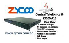 Alquiler de Centrales Telefonicas
